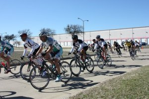 Early Season Bike Racing